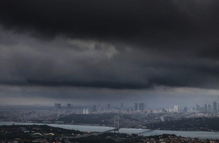 Meteoroloji saat verdi İstanbullular için flaş uyarı