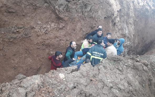 Kanalizasyon kazısında toprak altında kalan işçi öldü!