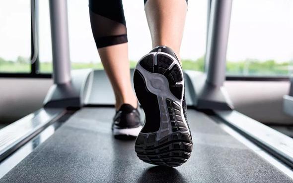 Koşu bantlarının ayak sağlığına büyük tehlikesi!