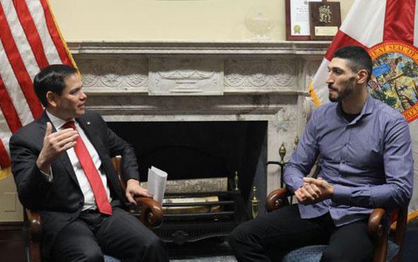 Büyükelçi Kılıç'tan ABD'li senatörün Enes Kanter skandalına sert tepki!
