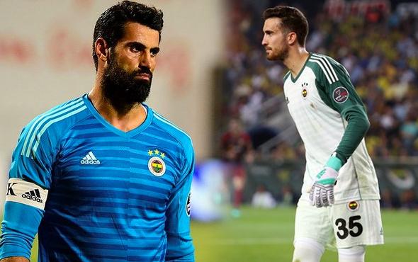 Fenerbahçe'de yeni sezonun ilk maçı öncesi kaleci problemi