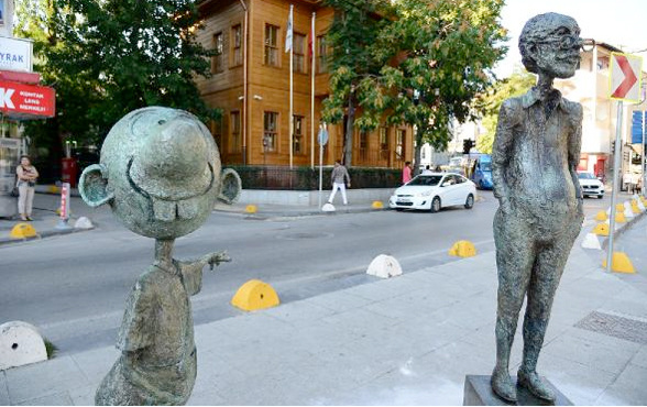 Avanak Abdi heykelini çalan kişi için istenen ceza belli oldu
