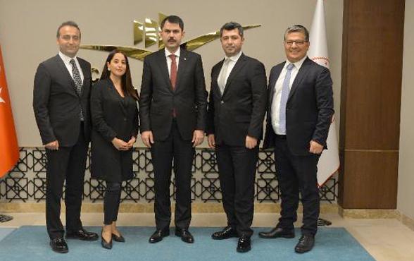 İnşaat ve gayrimenkul sektörü Evim Türkiye Fuarı'nda buluşacak