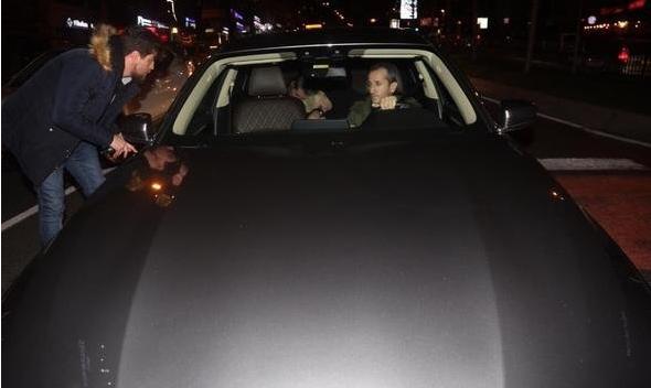 Sıla ve Hazer Amani gece yarısı arabada yakalandı! Aşk bombası patladı  - Sayfa 2