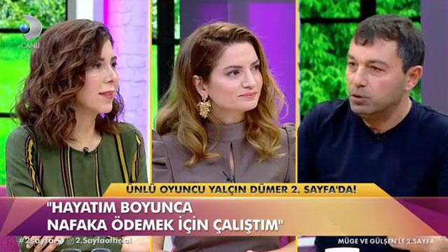Yalçın Dümer yıllar sonra anlattı! Erdoğan boşanacaksın demiş ve... - Sayfa 1