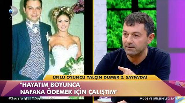 Yalçın Dümer yıllar sonra anlattı! Erdoğan boşanacaksın demiş ve... - Sayfa 2