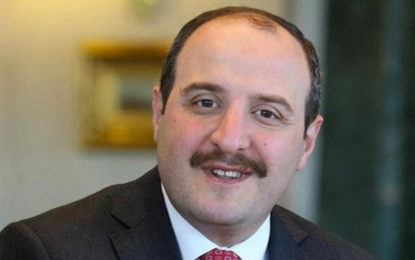 Bakan Mustafa Varank'tan destek açıklaması