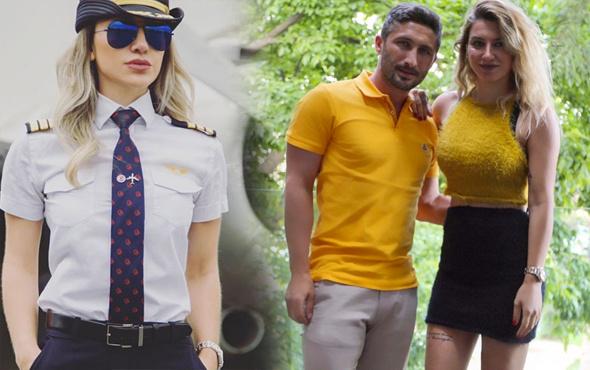 Sabri Sarıoğlu'nun pilot eşi resmen duyurdu! İşte boşanma açıklaması...