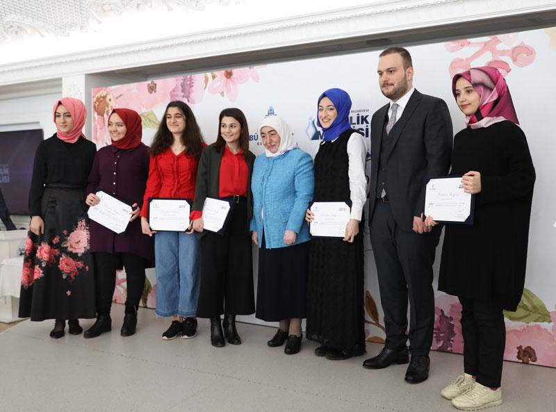 Semiha Yıldırım, Genç Kadınlar Maarifi programına Katıldı - Sayfa 3