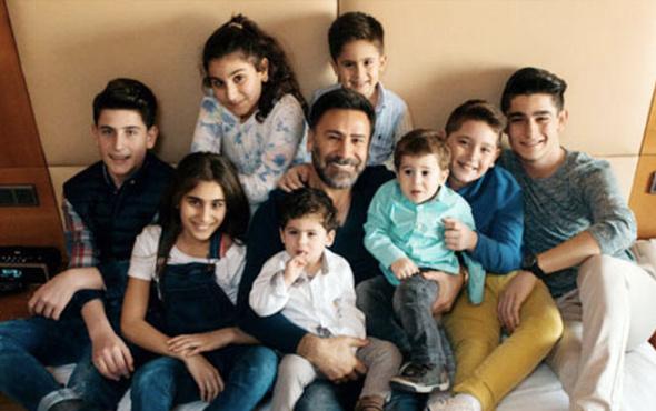 İzzet Yıldızhan'ın çocukları kaç tane 9 çocuğun annesi kim?
