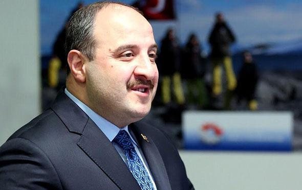 Bakan Mustafa Varank müjdeyi verdi