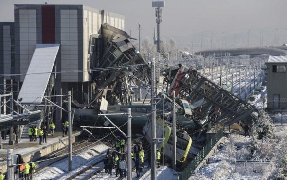 Ankara'daki tren kazasının telsiz konuşmaları ortaya çıktı