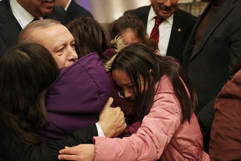 Çocuklardan Cumhurbaşkanı Erdoğan'a sevgi seli - Sayfa 2