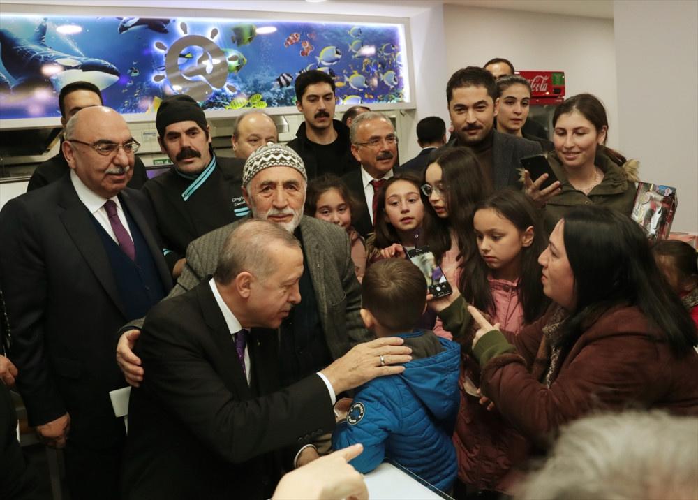 Çocuklardan Cumhurbaşkanı Erdoğan'a sevgi seli - Sayfa 4
