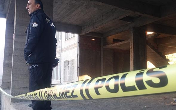 İnşaatın çatı katında bulundu: Hemen polise haber verdiler!