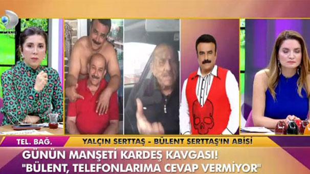 Bülent Serttaş'ın abisi Yalçın Serttaş: Bülent iki elim yakanda - Sayfa 4