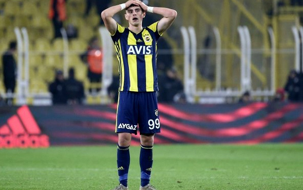 PFDK'dan, Fenerbahçeli Eljif Elmas'a ceza