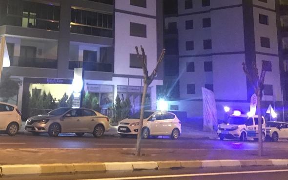 7. kattan düşen üniversite öğrencisi öldü