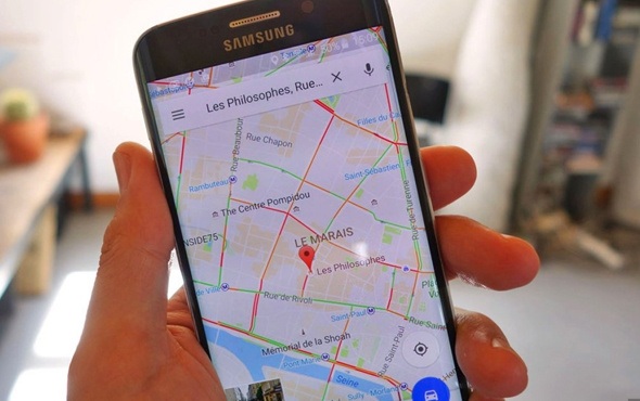 Google Haritalar'a radar özelliğinden sonra bir bomba daha