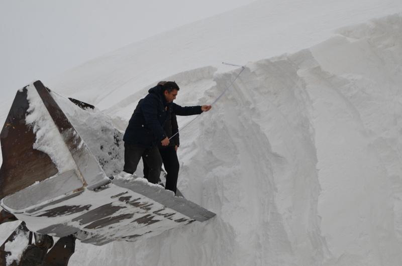Muş'ta kar kalınlığı 10 metreye ulaştı - Sayfa 4