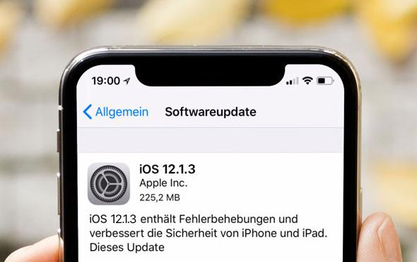 Uyarı yapıldı iPhone'a gelen yeni güncellemeyi yüklemeyin!