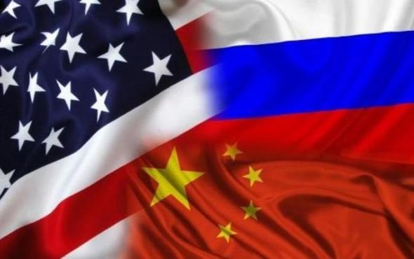 ABD ve Çin son durum kötü açıklama geldi