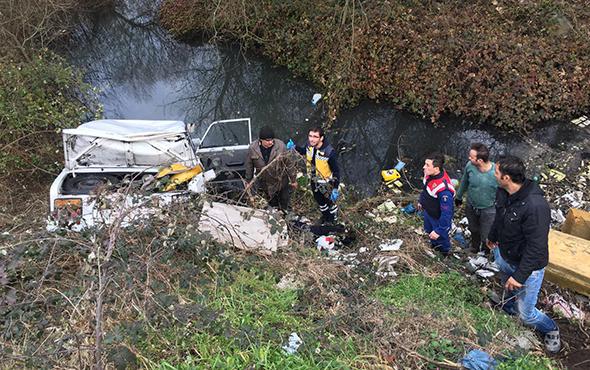 Karabük'te feci kaza: Bir aile yok oldu!