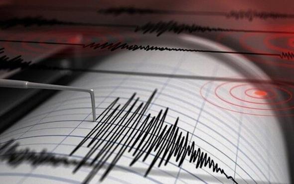 Akdeniz'de 5,1 büyüklüğünde deprem!