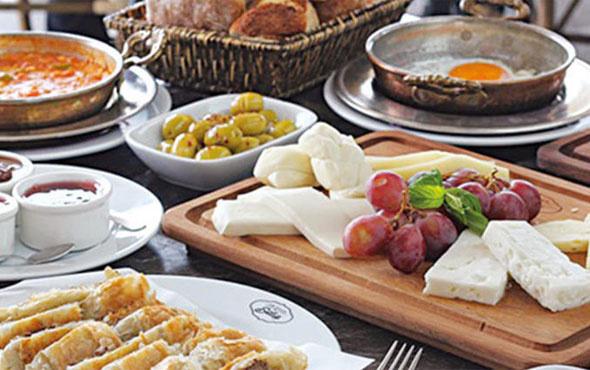 Cildi güzelleştiren mucizevi kahvaltı çeşitleri