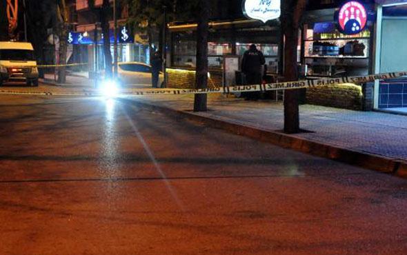İstanbul'un ortasında pompalı tüfekle barı taradı!