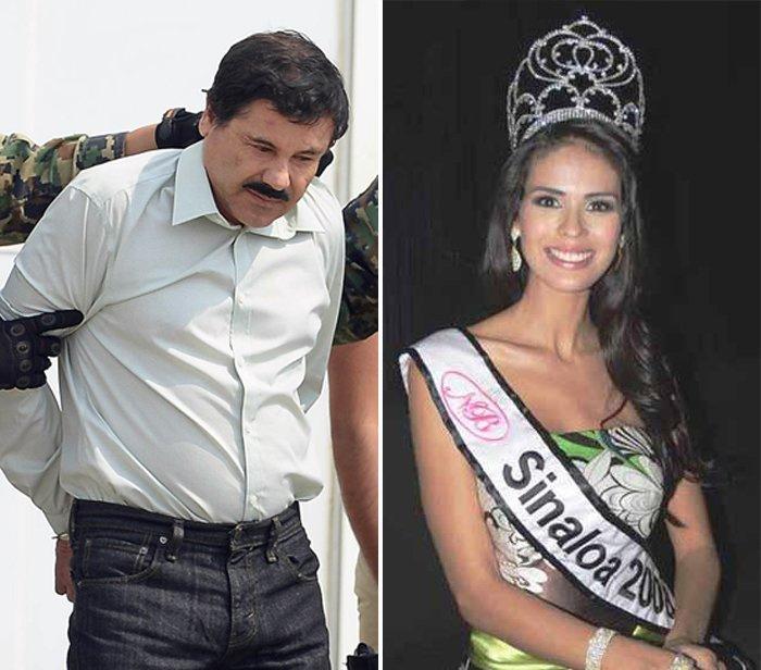 Uyuşturucu baronu El Chapo'yu karısı hapisten kaçırmış!