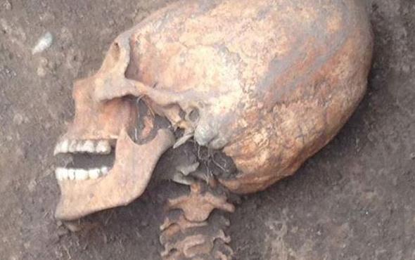 Rusya'da bulunan antik kadın iskeleti, Hollywood'un uzaylılarına benzetildi
