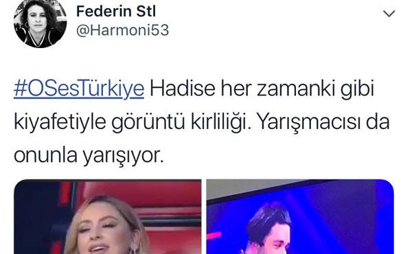 Hadise transparan kıyafeti ile O Ses Türkiye'ye damga vurdu - Sayfa 4