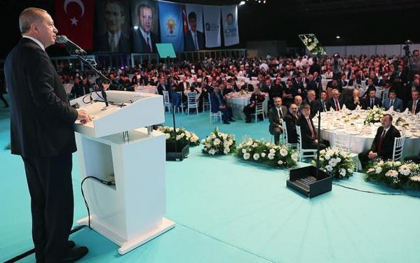 Erdoğan: 'Bu seçimler bir beka seçimine dönüşmüştür'
