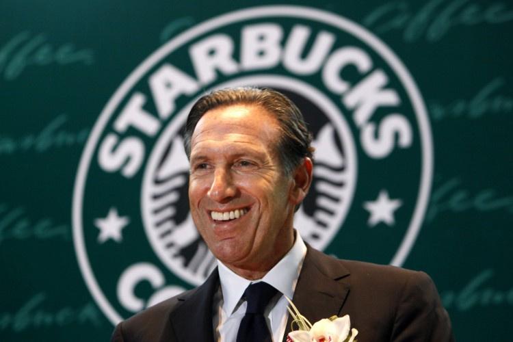 Mülti milyarder Howard Schultz ABD başkanlığına aday! Starbuck onun