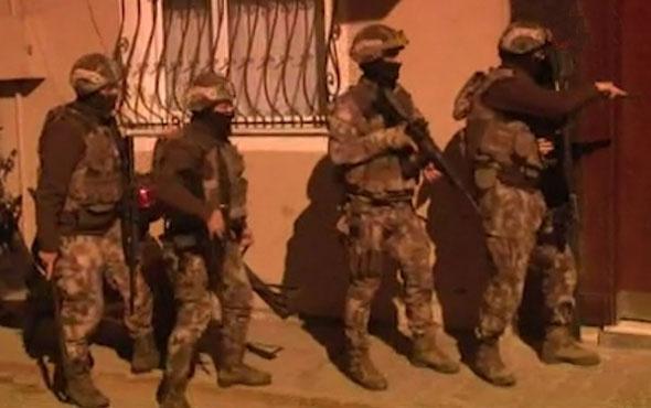 3  YPG'li terörist İstanbul'da kıskıvrak yakalandı