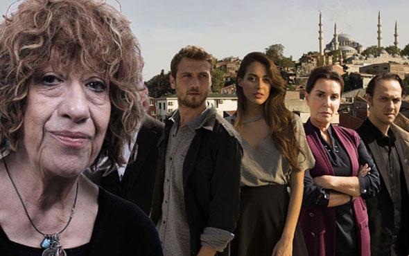 Çukur dizisi Ayşen Gruda'yı unutmadı! O sahnede duygulandıran detay