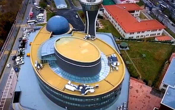 İstanbul'da ilk Türkiye'de ise en kapsamlı bilim merkezi ve planetaryumu Üsküdar'da