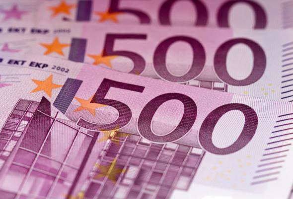 Avrupa Bin Ladin'e veda etti artık  500 euro basılmayacak