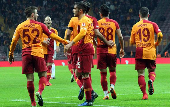 Galatasaray Boluspor Türkiye Kupası maçı golleri ve geniş özeti