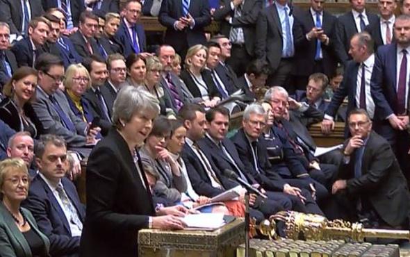 İngiltere parlamentosundan flaş Bretix kararı