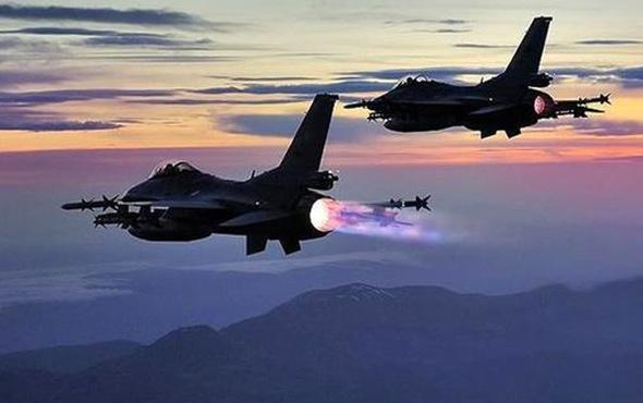 Havadan bomba yağdı! PKK'ya ağır darbe