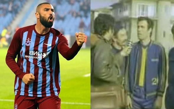 Burak Yılmaz Beşiktaş'a geldi sözleri Kemal Sunal'ı hatırlattı