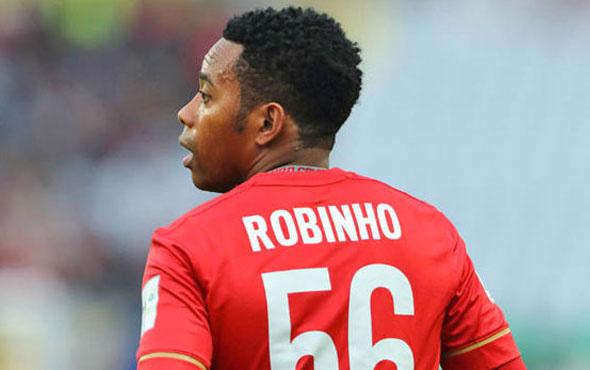 Fenerbahçe ve Galatasaray Robinho için devrede