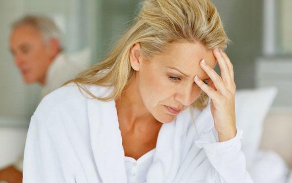 Menopoz döneminde meydana gelen sıcak basmalarına çözüm