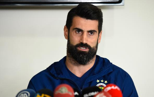 Fenerbahçe'de Volkan Demirel affedildi