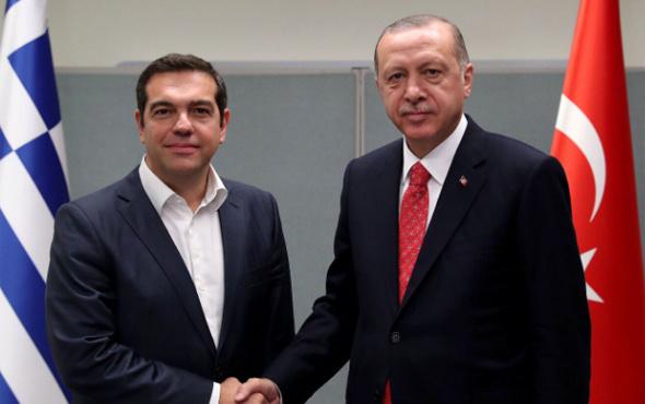 Yunanistan Başbakanı Çipras haftaya Türkiye'ye geliyor!