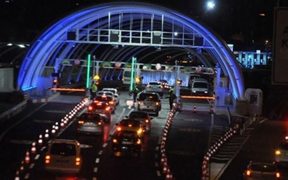 Avrasya Tüneli geçiş ücreti zammı var sehven açıklaması