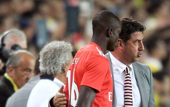 Galatasaray'ın rakibi Benfica'da deprem!