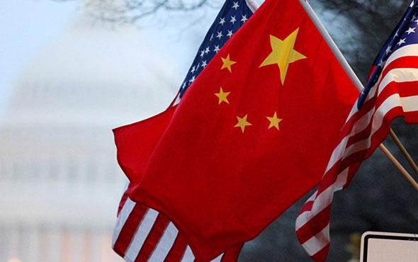 Çin'den ABD'ye sert tepki! Yersiz soruşturmalar...